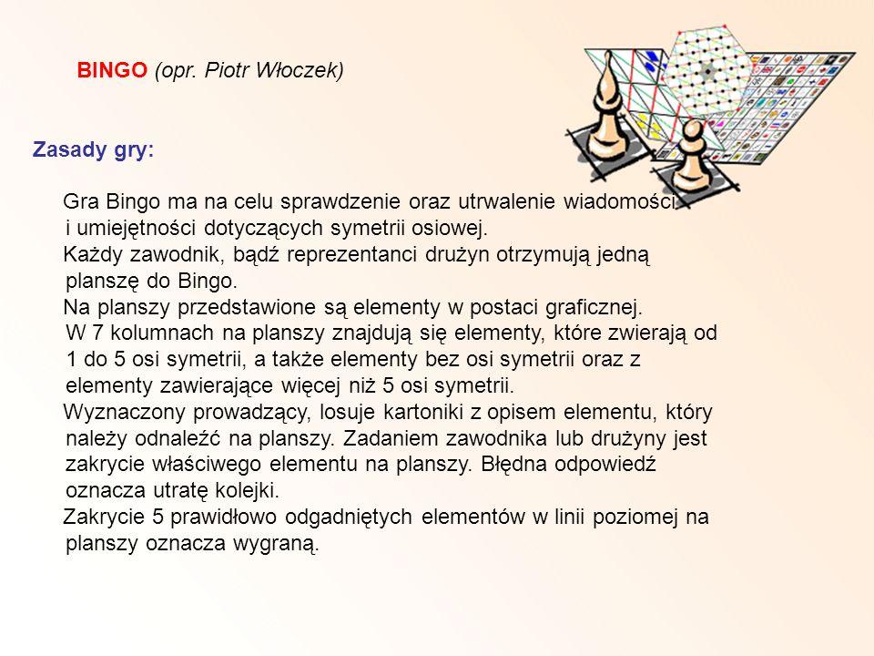 BINGO (opr. Piotr Włoczek)