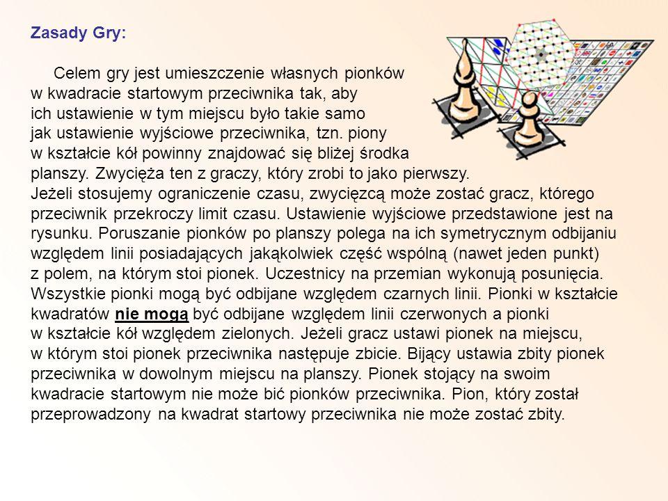 Zasady Gry: