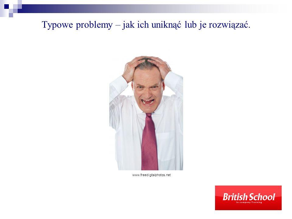 Typowe problemy – jak ich uniknąć lub je rozwiązać.
