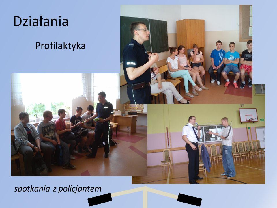 spotkania z policjantem