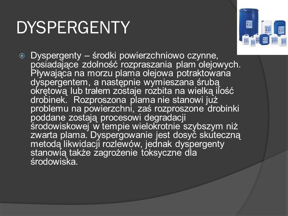 DYSPERGENTY