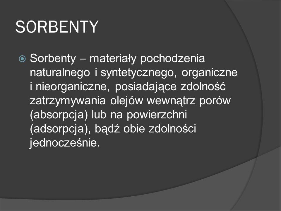 SORBENTY