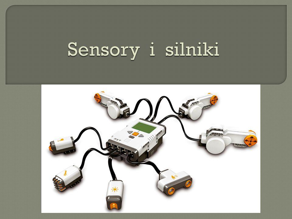 Sensory i silniki