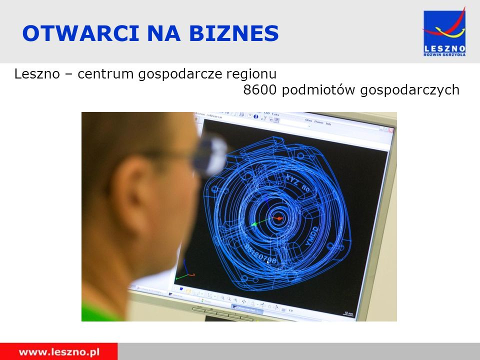 OTWARCI NA BIZNES Leszno – centrum gospodarcze regionu