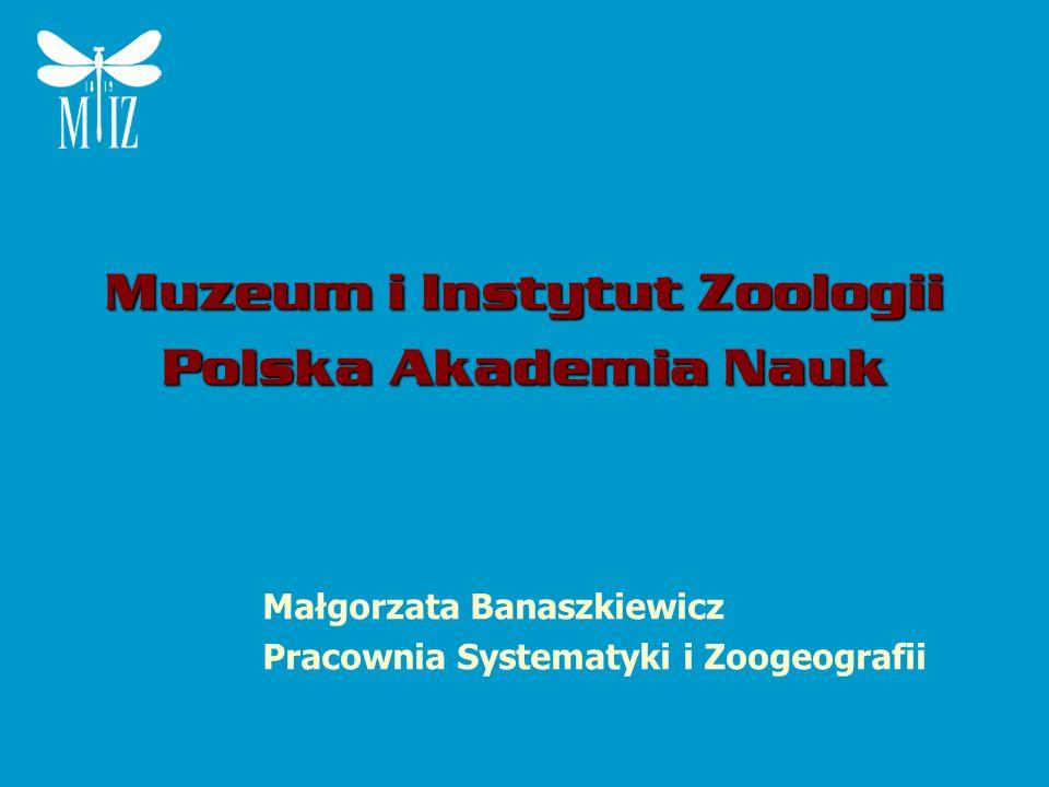 Muzeum i Instytut Zoologii