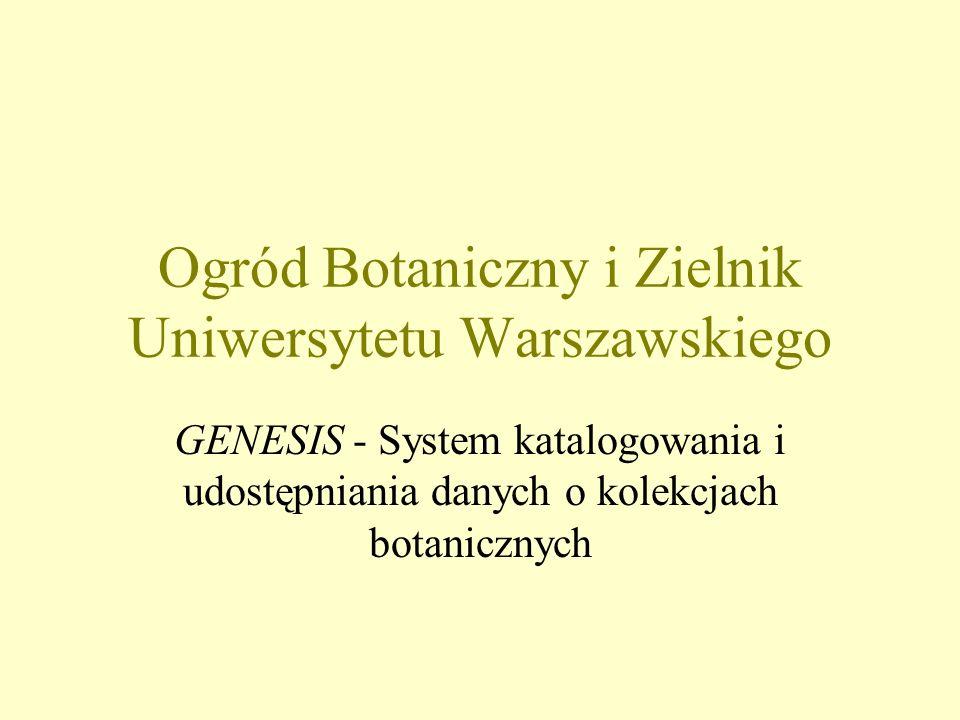 Ogród Botaniczny i Zielnik Uniwersytetu Warszawskiego
