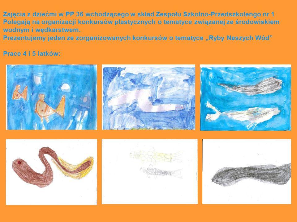 Zajęcia z dziećmi w PP 36 wchodzącego w skład Zespołu Szkolno-Przedszkolengo nr 1