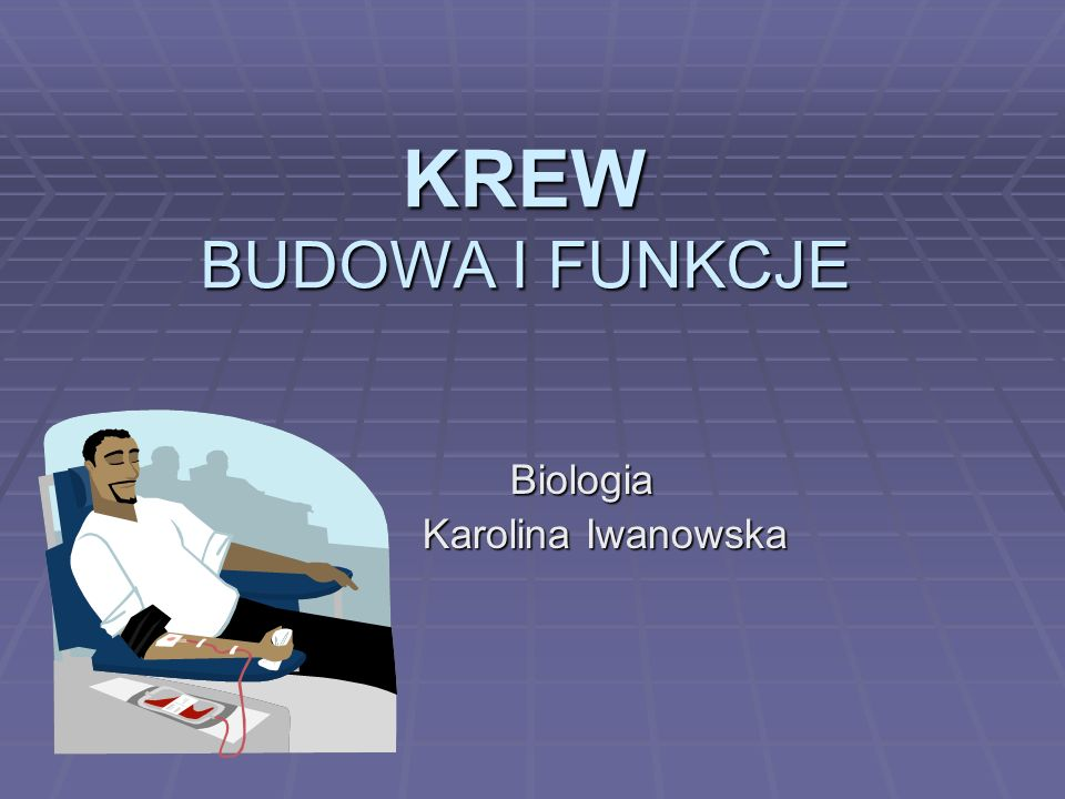 Biologia Karolina Iwanowska