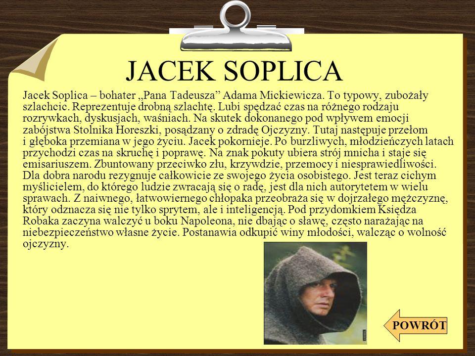 JACEK SOPLICA