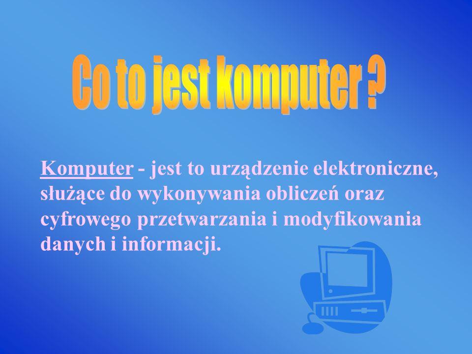 Co to jest komputer