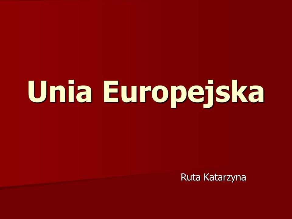 Unia Europejska Ruta Katarzyna