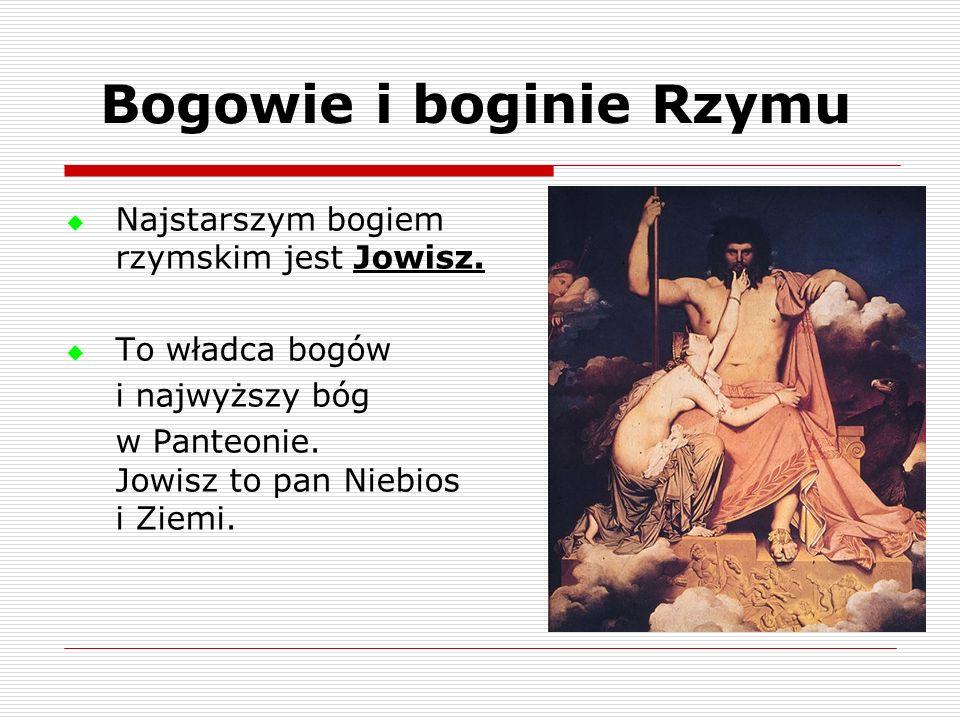 Bogowie i boginie Rzymu