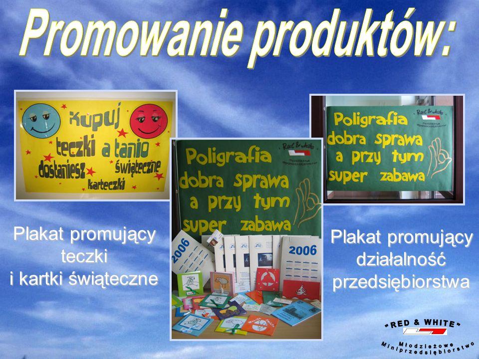 Promowanie produktów: