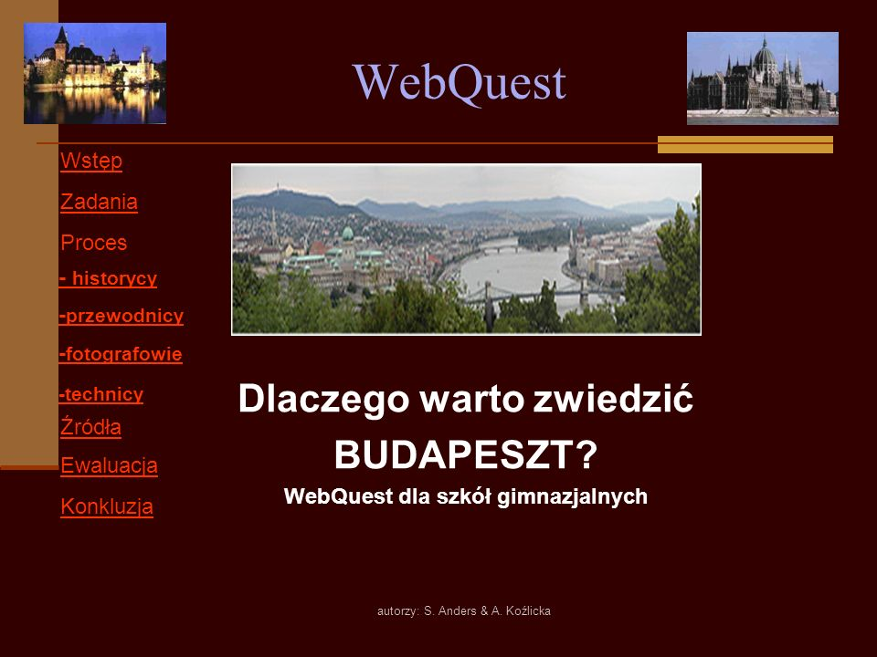Dlaczego warto zwiedzić WebQuest dla szkół gimnazjalnych