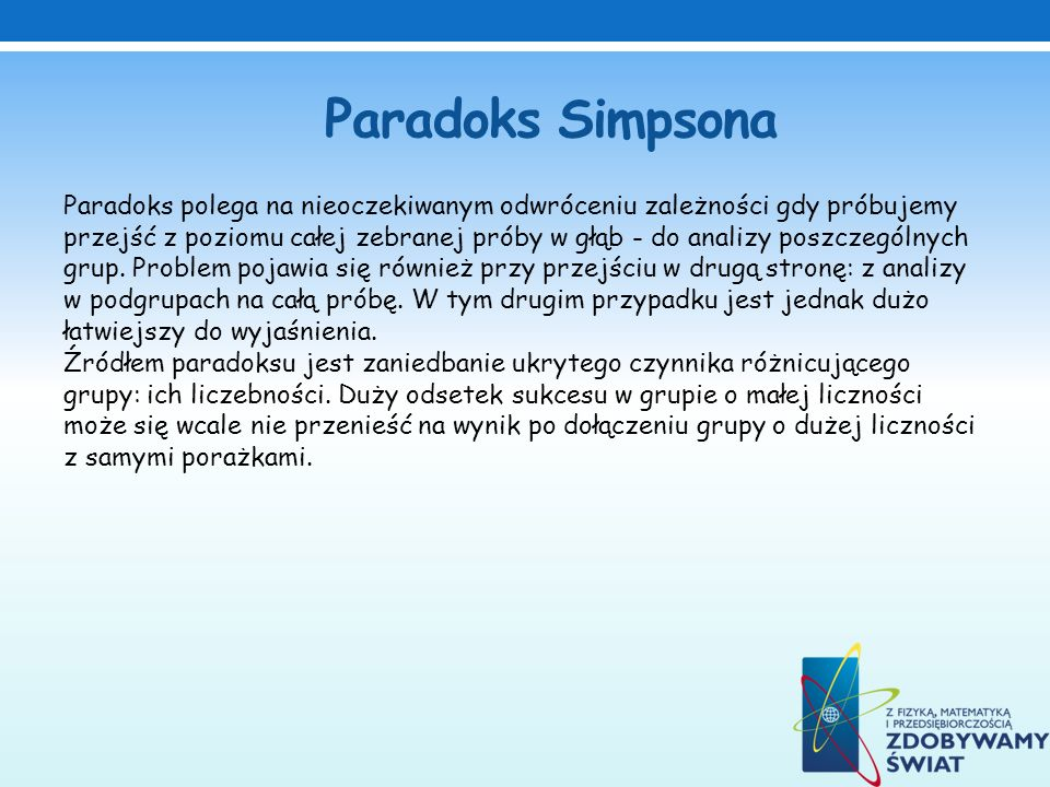 Paradoks Simpsona