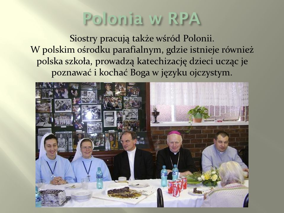 Polonia w RPA