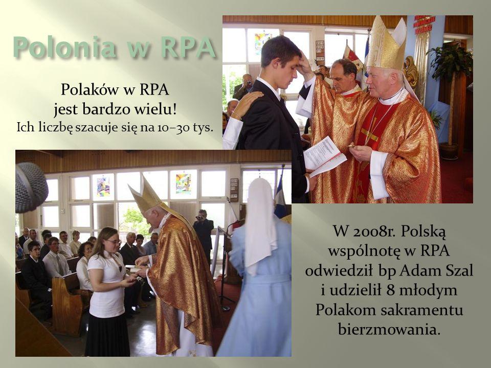 Polaków w RPA jest bardzo wielu! Ich liczbę szacuje się na 10–30 tys.