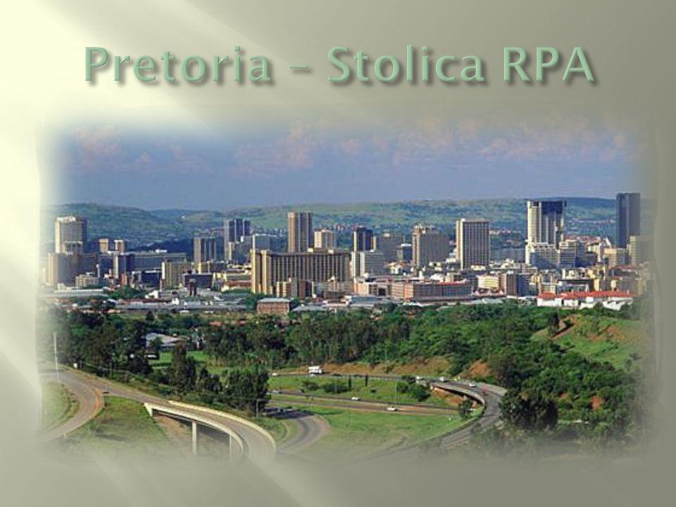 Pretoria – Stolica RPA