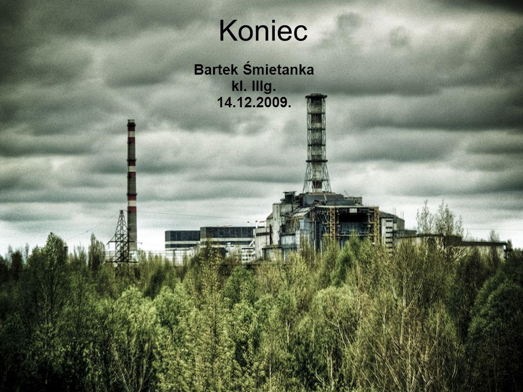 Bartek Śmietanka kl. IIIg. 14.12.2009.
