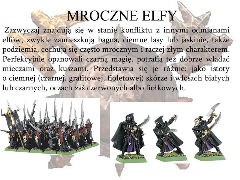MROCZNE ELFY