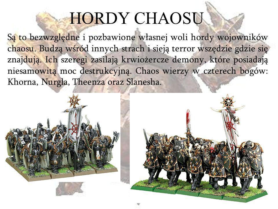 HORDY CHAOSU