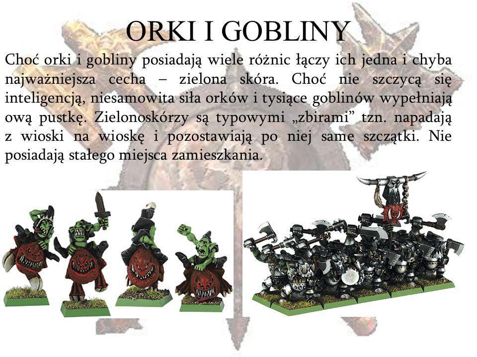 ORKI I GOBLINY
