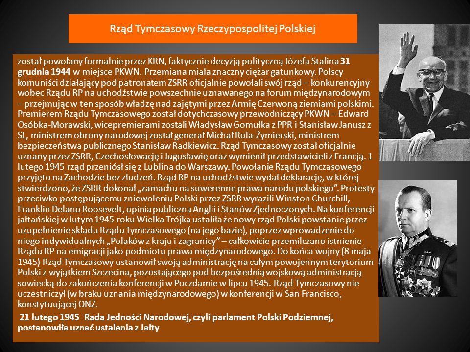 Rząd Tymczasowy Rzeczypospolitej Polskiej