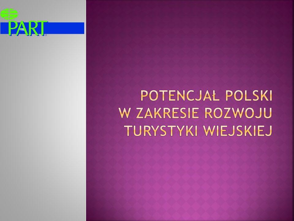 Potencjał Polski w zakresie rozwoju turystyki wiejskiej