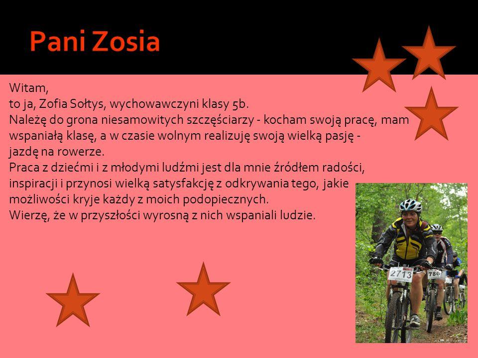 Pani Zosia