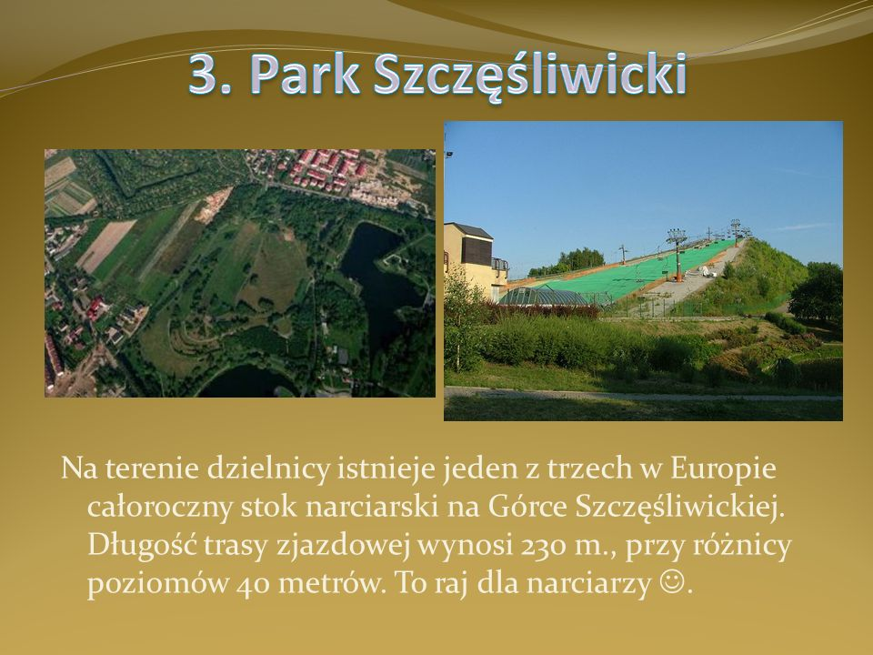 3. Park Szczęśliwicki