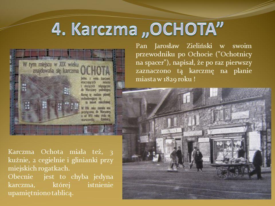 "4. Karczma ""OCHOTA"