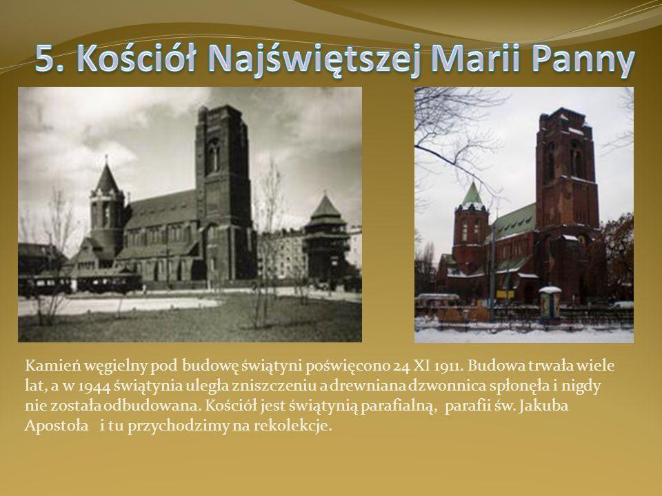5. Kościół Najświętszej Marii Panny