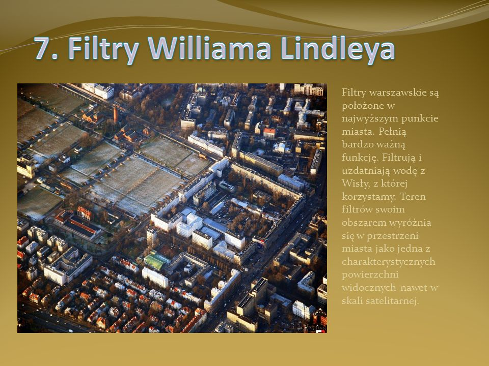 7. Filtry Williama Lindleya