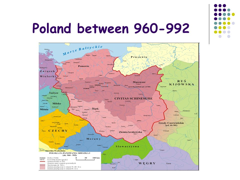 Poland between 960-992