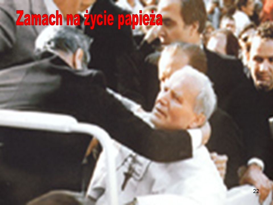 Zamach na życie papieża