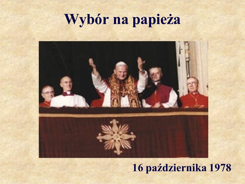 Wybór na papieża 16 października 1978
