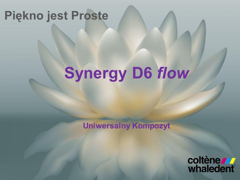 Synergy D6 flow Uniwersalny Kompozyt
