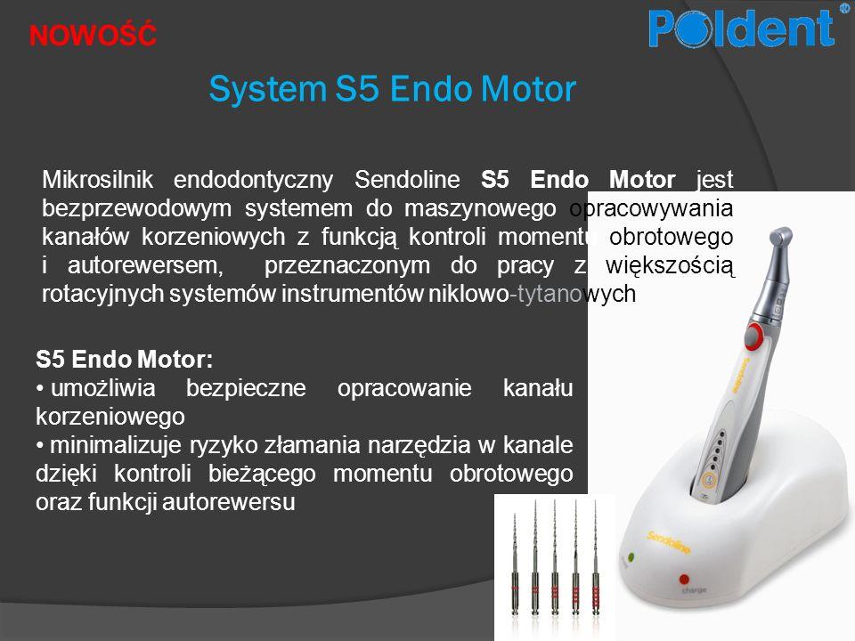 System S5 Endo Motor NOWOŚĆ