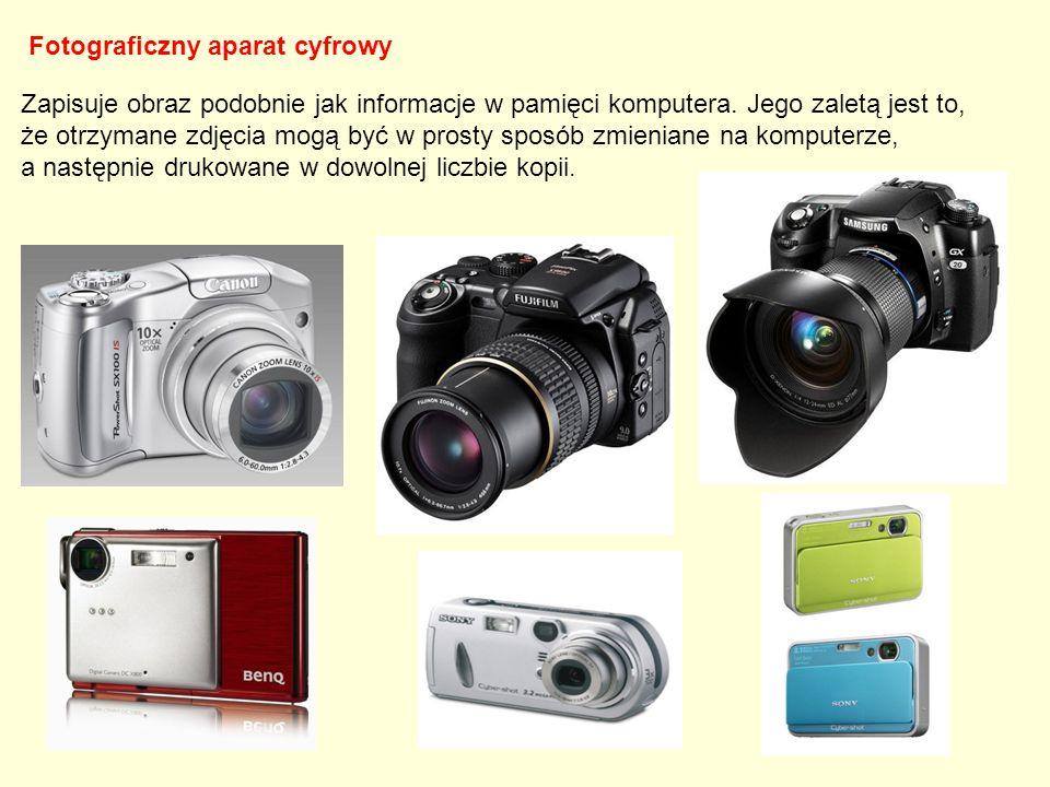 Fotograficzny aparat cyfrowy