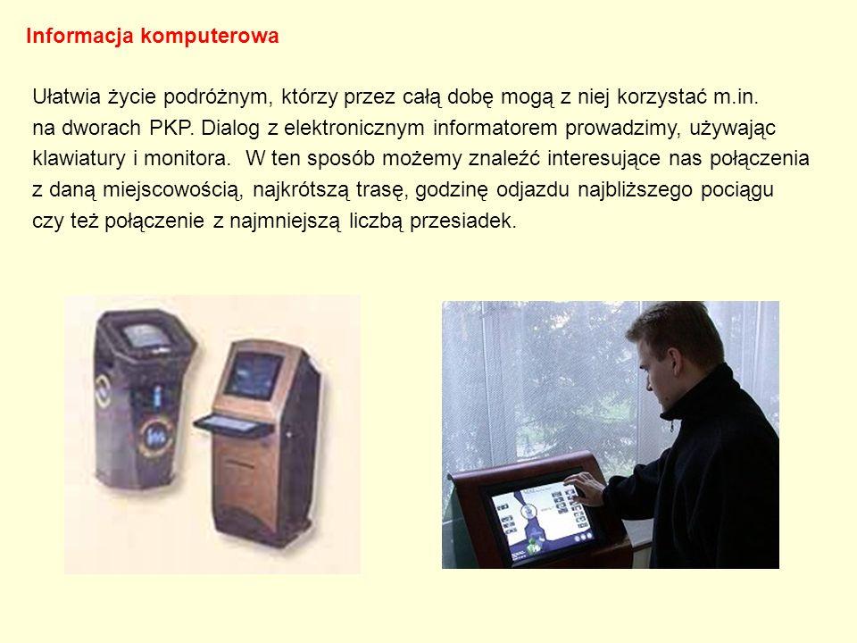 Informacja komputerowa