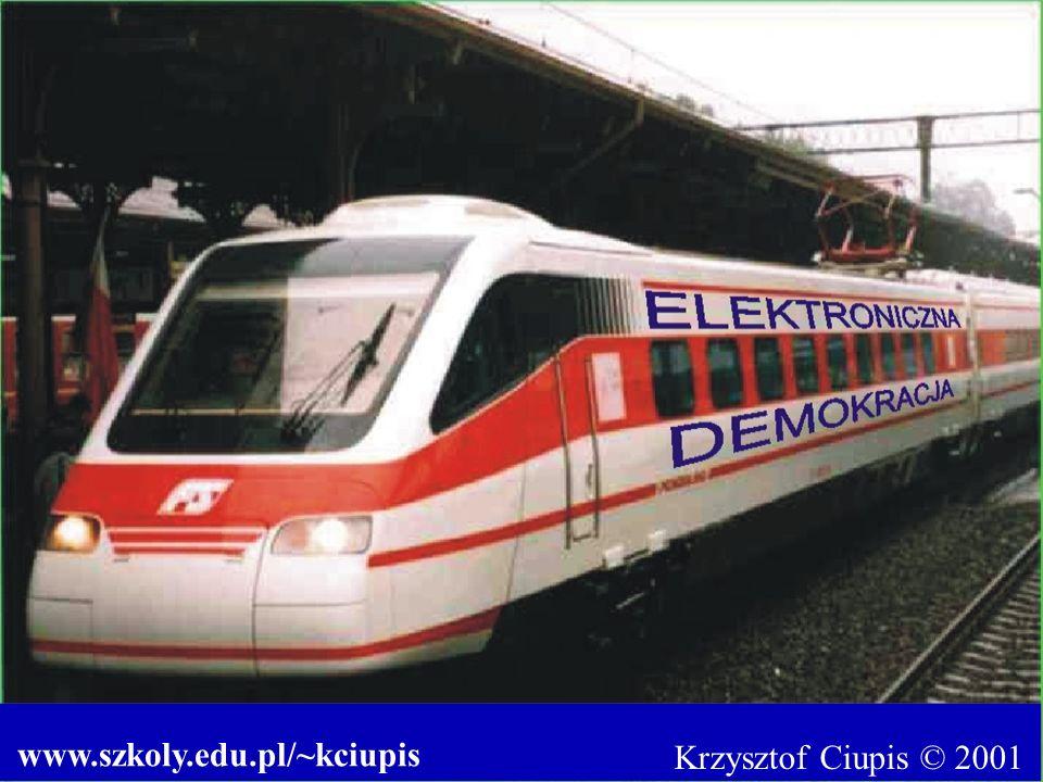 www.szkoly.edu.pl/~kciupis Krzysztof Ciupis © 2001