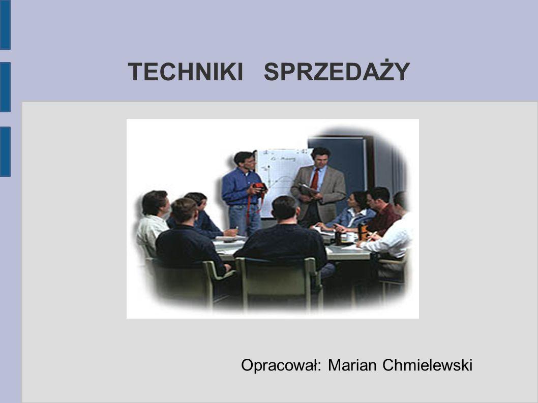 Opracował: Marian Chmielewski