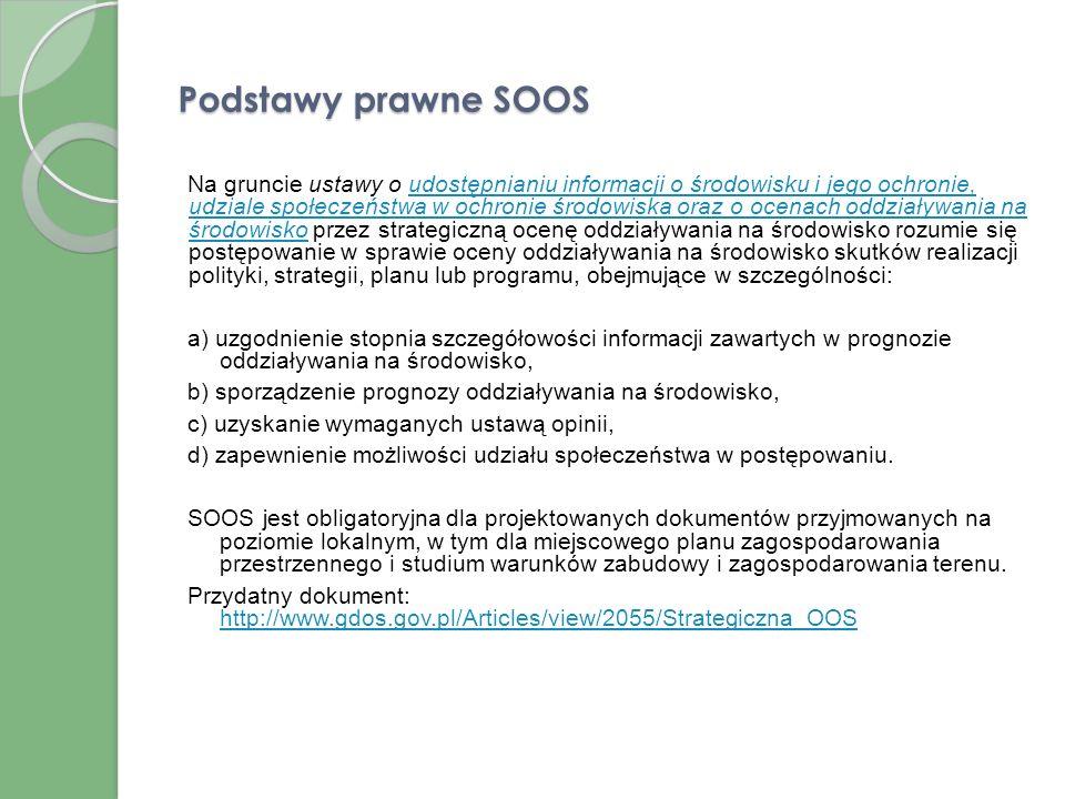 Podstawy prawne SOOS