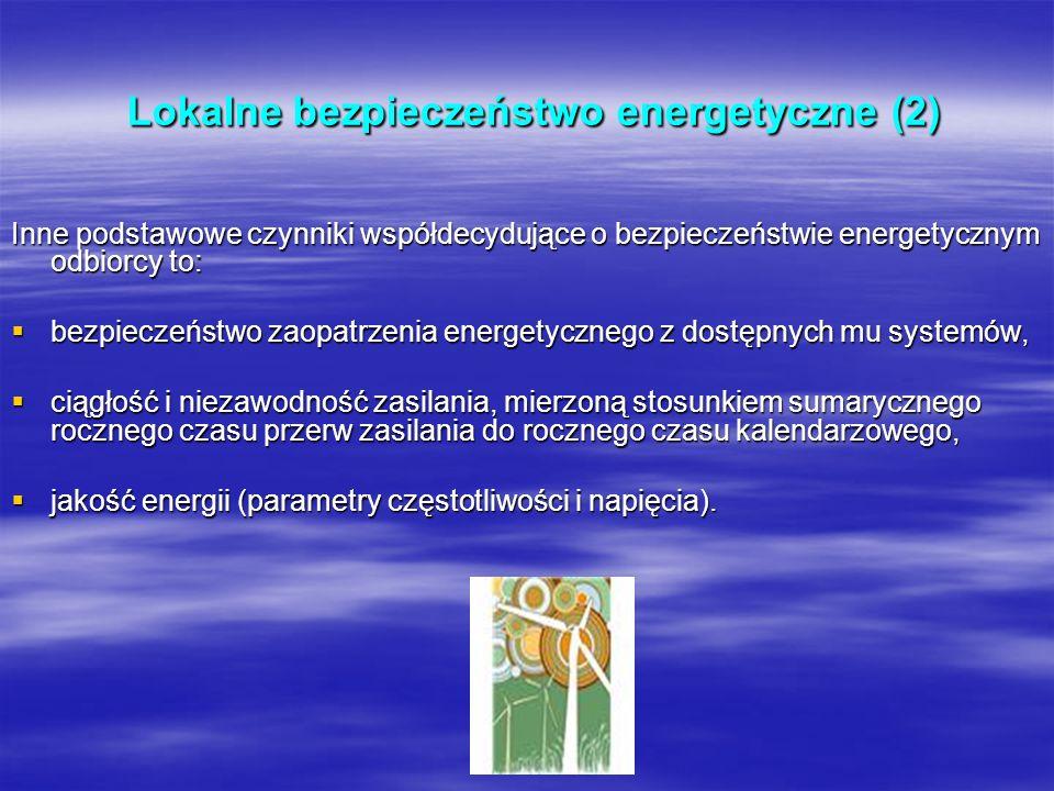 Lokalne bezpieczeństwo energetyczne (2)