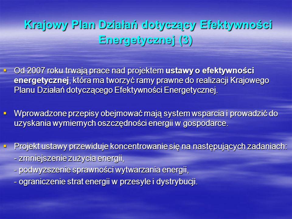 Krajowy Plan Działań dotyczący Efektywności Energetycznej (3)