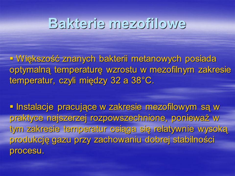 Bakterie mezofilowe