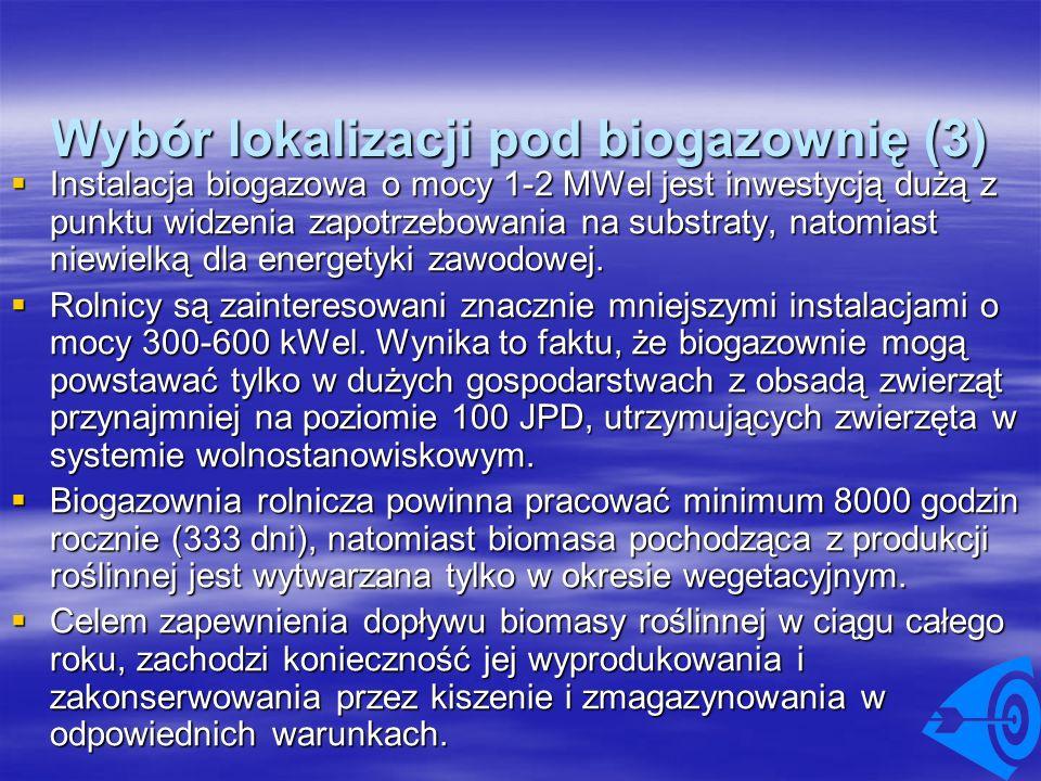 Wybór lokalizacji pod biogazownię (3)