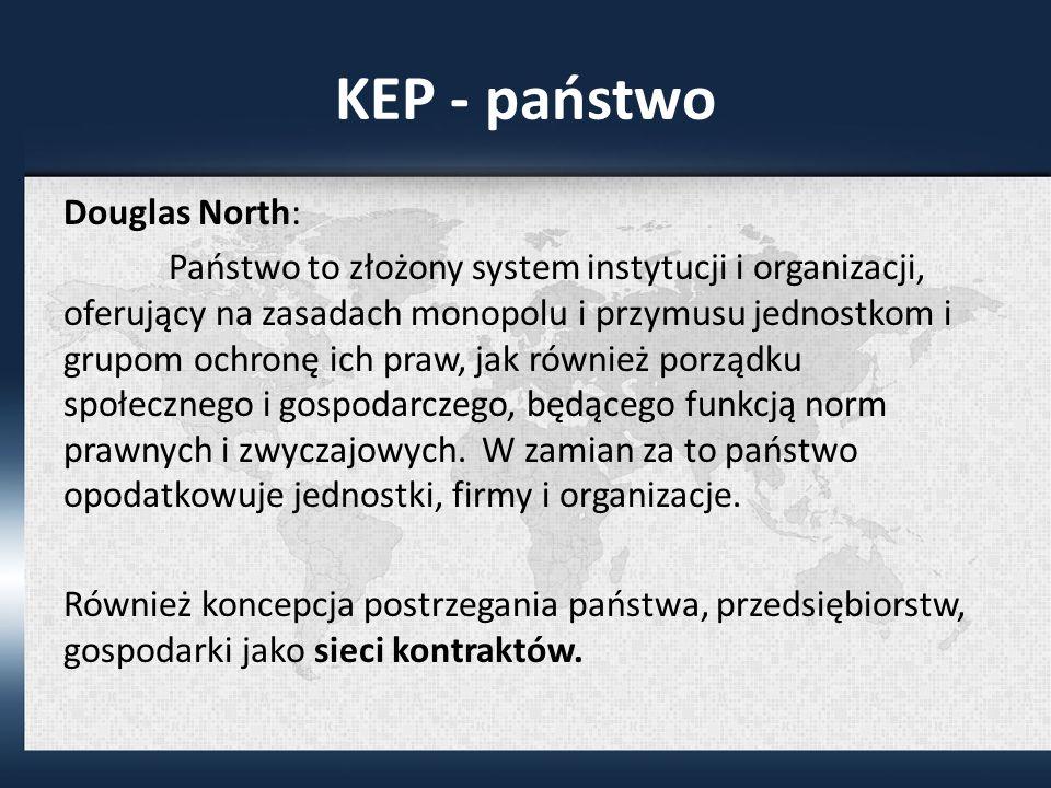KEP - państwo
