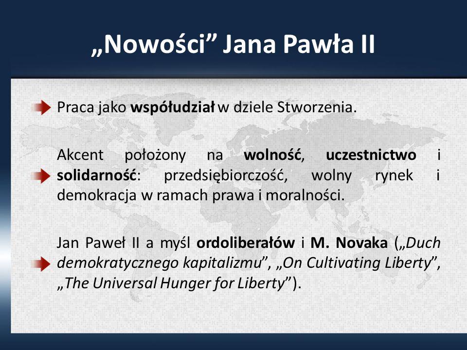 """""""Nowości Jana Pawła II"""