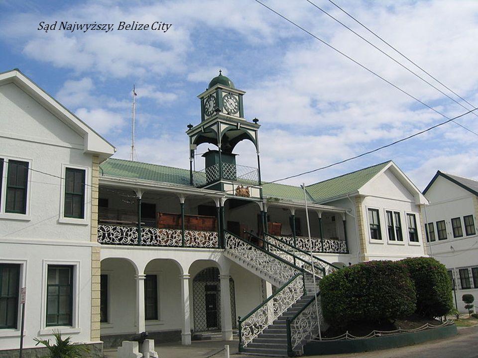 Sąd Najwyższy, Belize City